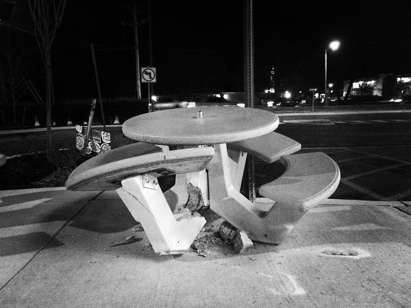 02.16.18 | table akimbo