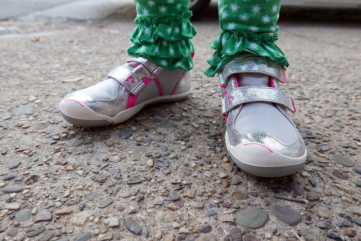 03.16.18 | shiny new shoes