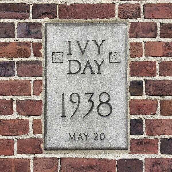 03.14.18 | ivy day 1938